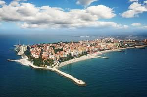 Региона и курорты Болгарии - Поморие