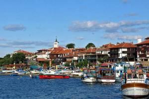 Региона и курорты Болгарии - Несебр