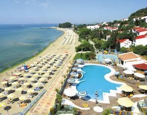 Региона и курорты Болгарии - Елените