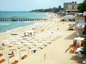 Региона и курорты Болгарии - Солнечный день