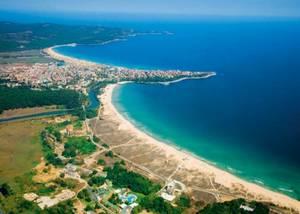 Региона и курорты Болгарии - Приморско
