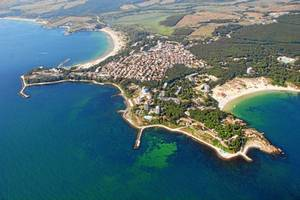 Региона и курорты Болгарии - Китен