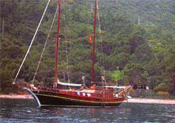 Экскурсии в Турции - Индивидуальные яхт-туры