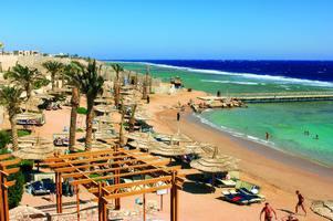 Города и курорты Египта - Сома Бей