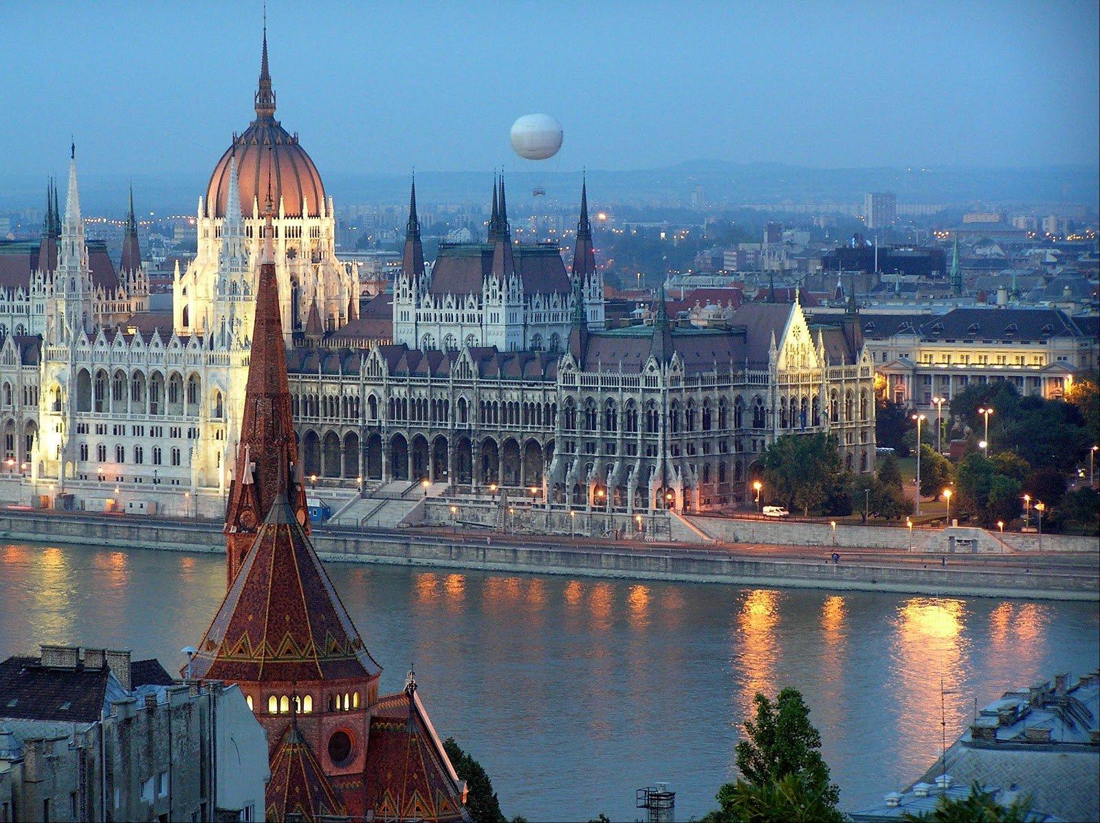 Регулярные экскурсии на русском языке из Будапешта