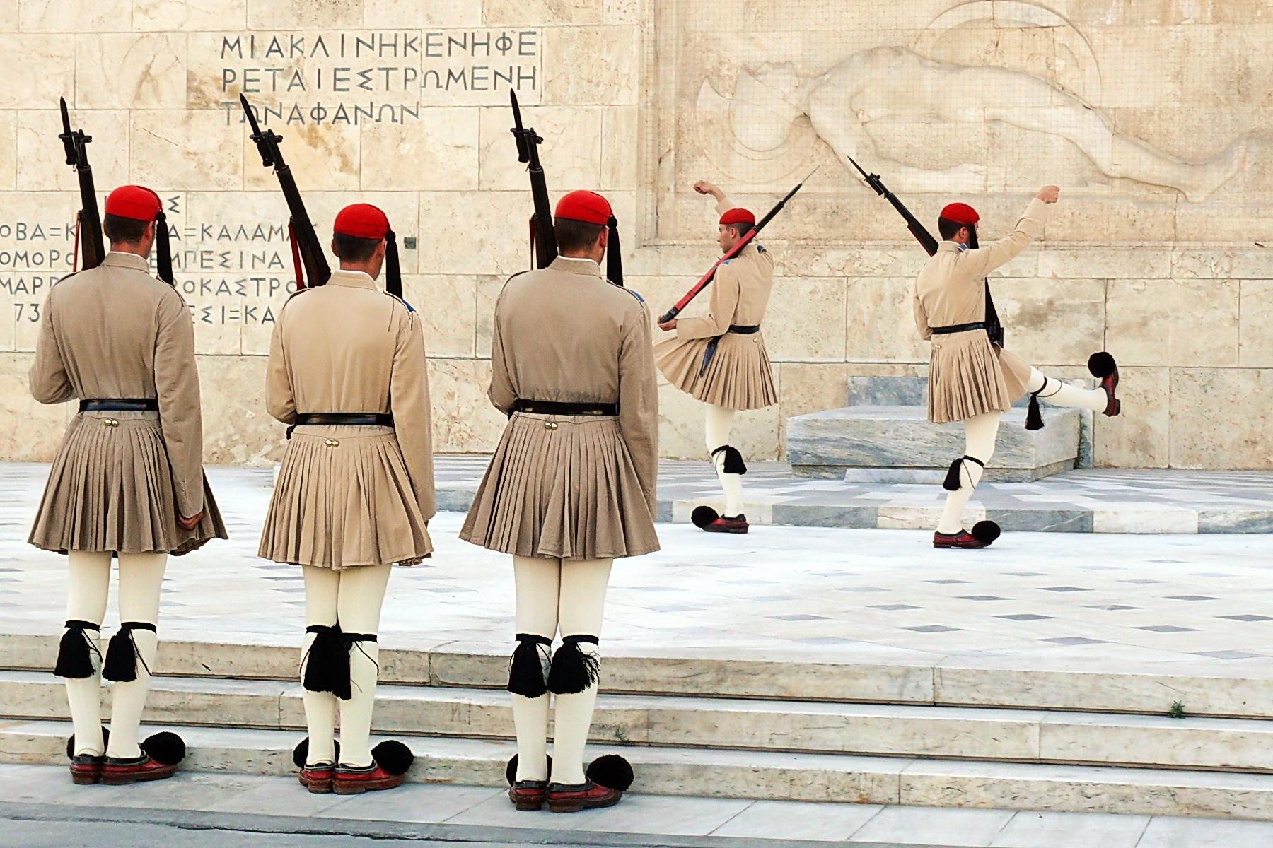 Авиатур в Грецию- Античная Греция из Салоник