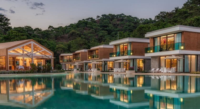 Рекомендуем отели в Турции