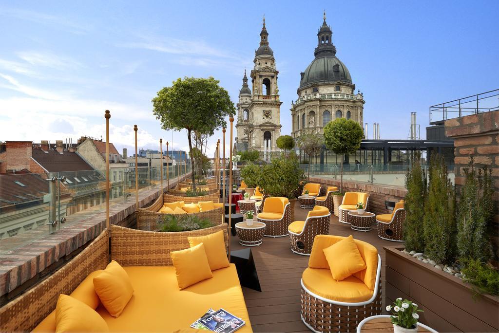 ТОП -10 лучших отелей мира