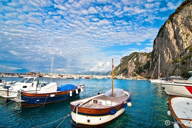 Мамма Миа! Острова Италии!