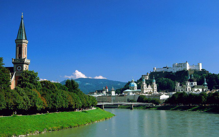 Автобусный тур в Австрию