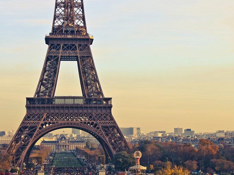 Авиатур Парижский Шарм (4 экскурсии) от 520евро/чел.