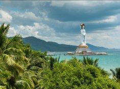 Китай.  остров Хайнань
