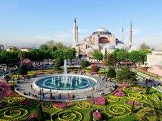 Авіатур в Стамбул із Запоріжжя