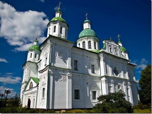 Полтава: мини-путешествие или гастро-тур по-украински. Выезд из Запорожья